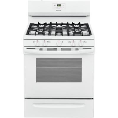 Frigidaire 30 in. 5.0 cu. ft. 5-Burner Gas Range