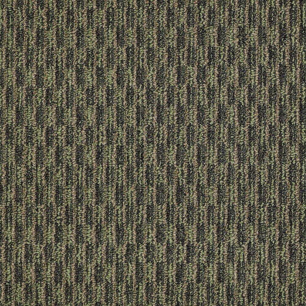Carpet Sample - Morro Bay - In Color Forest Mist 8 in. x 8 in.
