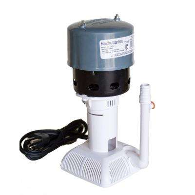 115-Volt 60Hz 12,000 CFM Evaporative Cooler (Swamp Cooler) Pump