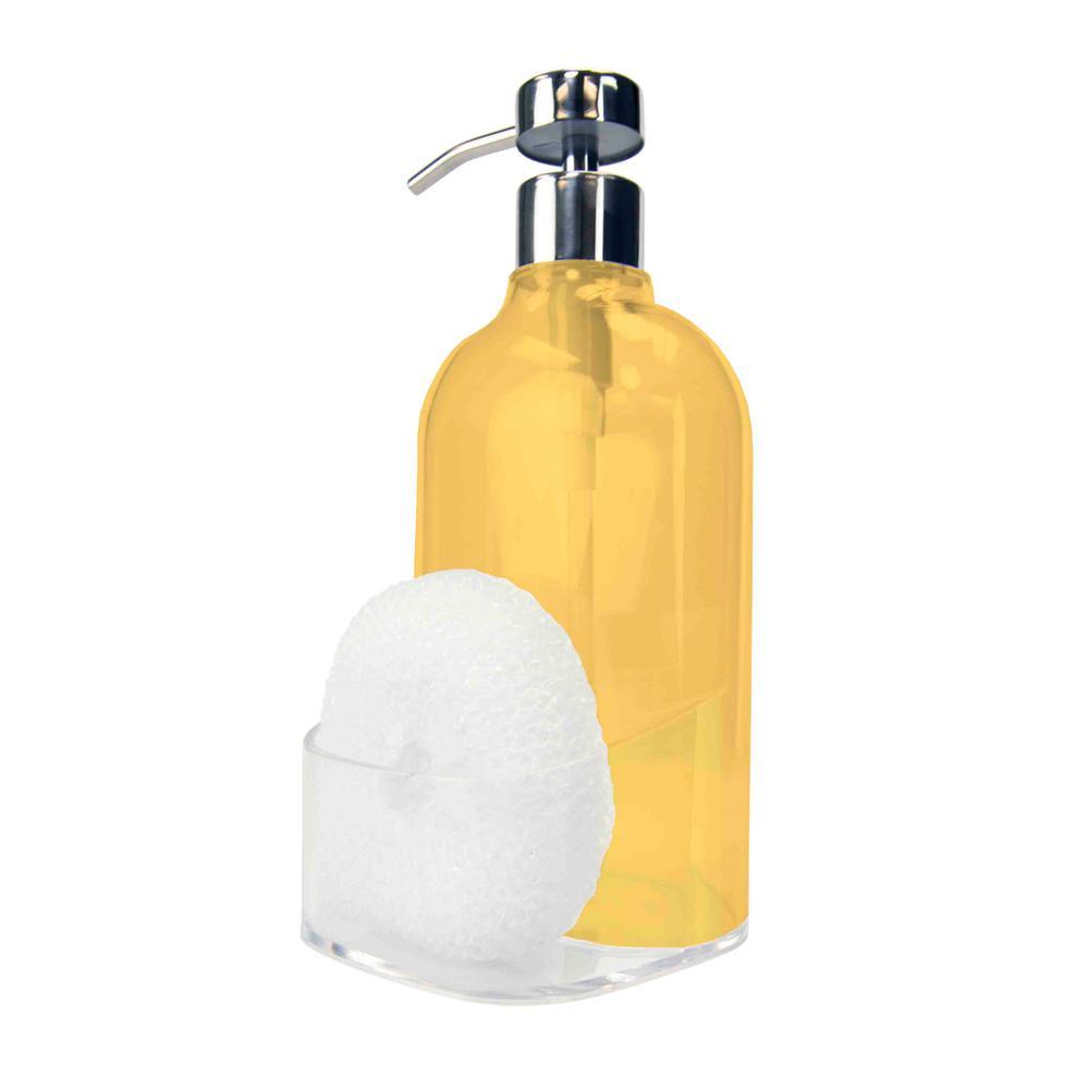 Home Basics 10 oz. Soap Dispenser