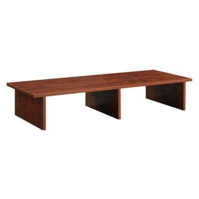 Designs2Go Large Monitor Riser in Cherry