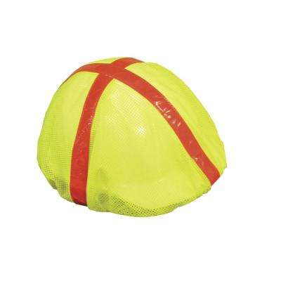S291 Hi-Viz Lime Hard Hat Cover
