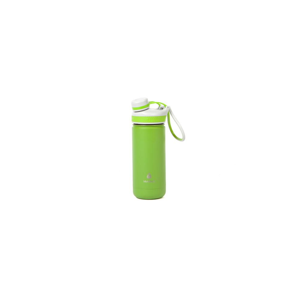 Ranger Pro 18 oz. Green Double Wall Stainless Steel Bottle