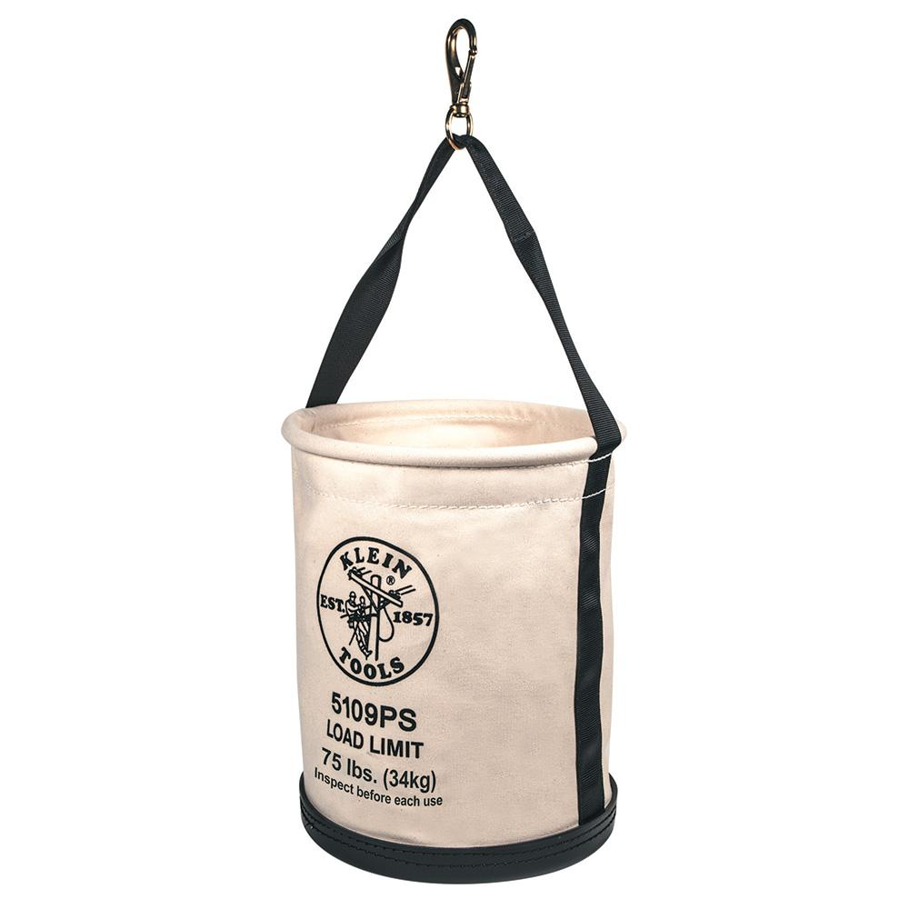 Klein Tools 12 in. Straight-Wall Bucket
