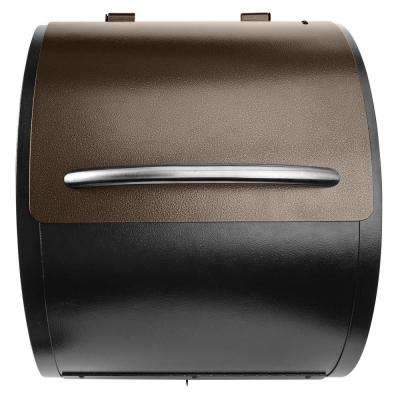 Cold Smoker Attachment Wood Pellet Grill and Smoker in Black