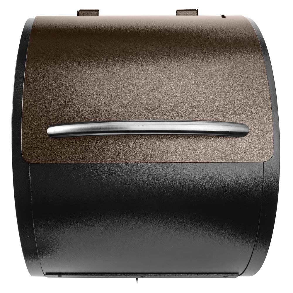 Traeger Cold Smoker Attachment Pellet Grill in Black