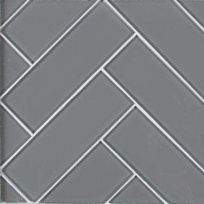 Pebble 3 In X 9 8mm Gl Wall Tile 8 Sq