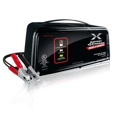 Battery Extender 6-Volt or 12-Volt, 8 Amp Battery Charger/Maintainer