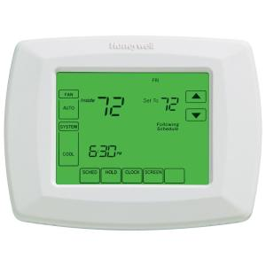 Honeywell RTH8500D Touchscreen Thermostat
