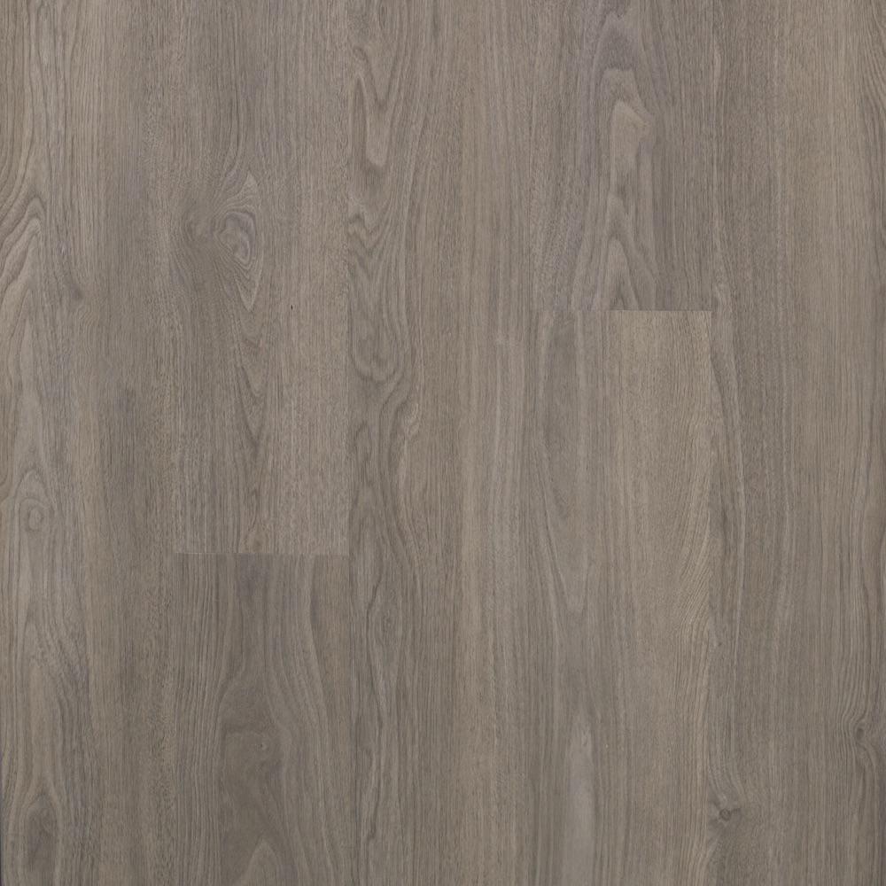 Rockport Walnut 7.5 in. x 48 in. Luxury Rigid Vinyl Plank Flooring(17.32 sq. ft./Case)