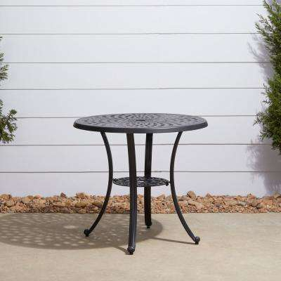 Paracelsus Round Aluminum Outdoor Coffee Table