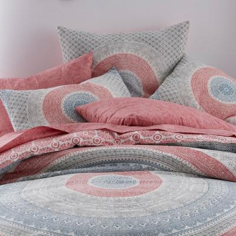 Maya Cotton Duvet Cover Set