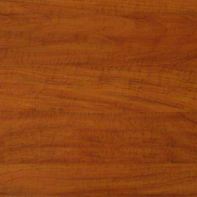 12.75x12.75x.75 in. Monaco Ready to Assemble Cabinet Door Sample in Cognac
