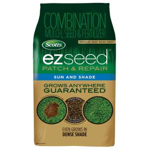 Turf Builder Ez Sun And Shade Gr Seed Mix 17528 The Home Depot