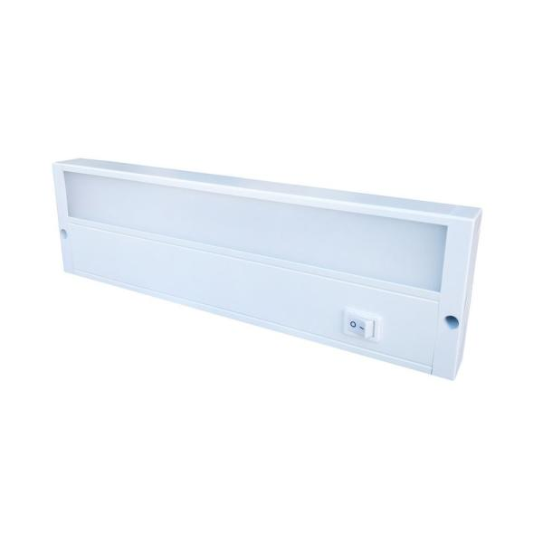 UC 12 in. LED White Under Cabinet Light