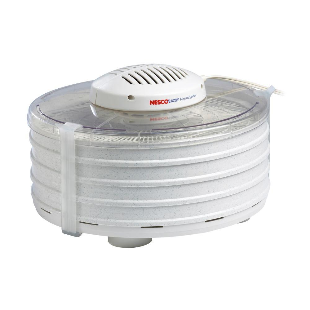 Nesco Nesco 4-Tray Expandable Food Dehydrator, White