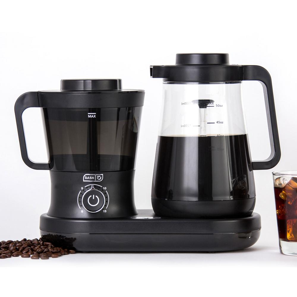 Dash Rapid Cold Brew Coffee Maker System