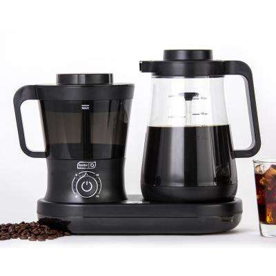 Rapid Cold Brew Coffee Maker System
