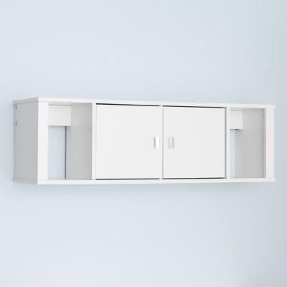 Designer White Hutch