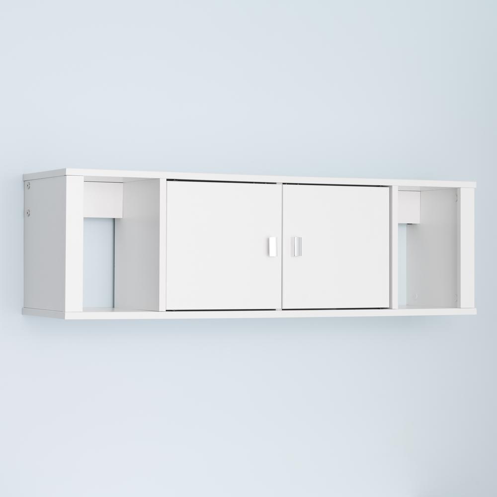 Prepac Designer White Hutch-WSUW-0502-1 - The Home Depot