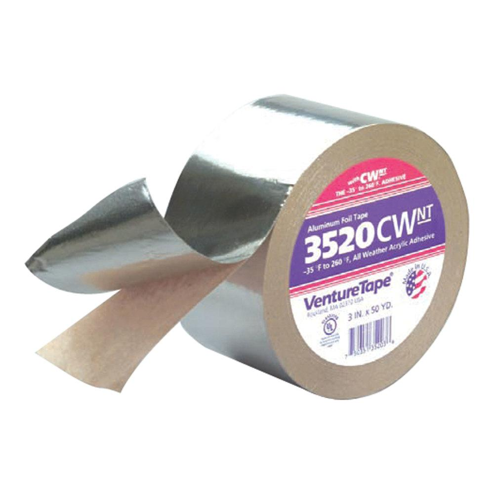 3m 3 In Venturetape Foil Tape Cold Weather 70008915780 The Home Depot