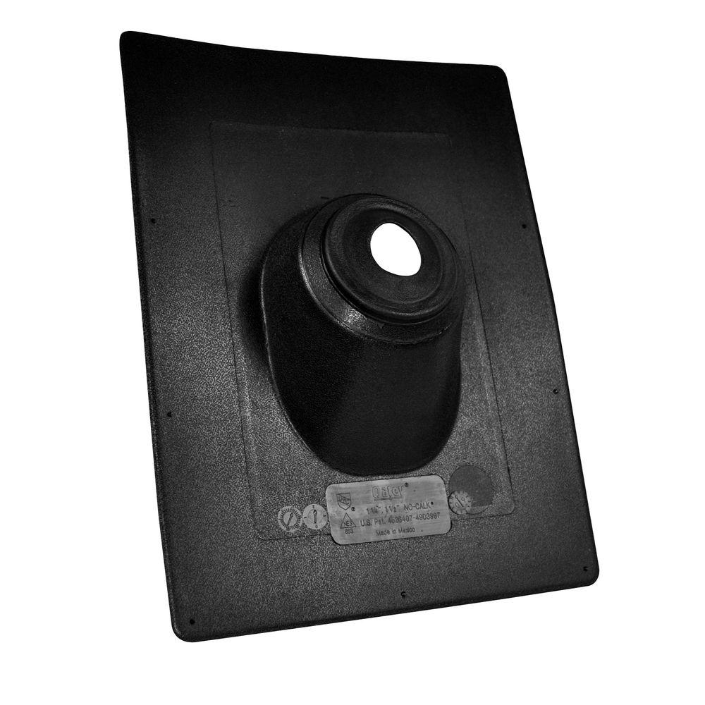 Oatey Thermoplastic 1.25 In.   1.5 In. No Calk Roof Flashing
