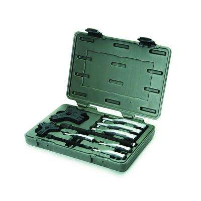 2 and 5-Ton Ratcheting Puller Set