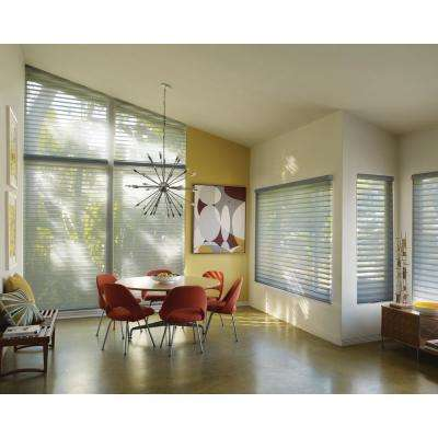Installed Hunter Douglas Nantucket Window Shadings
