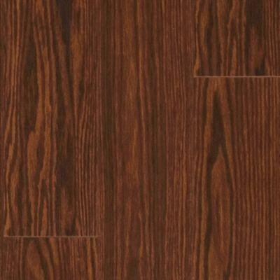 Pergo Prestige Stained Oak 10 mm Thick x 4-15/16 in. Width x 47-7/8 in. Length Laminate Flooring-DISCONTINUED