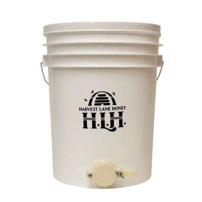 5 Gal. Honey Bucket with Gate