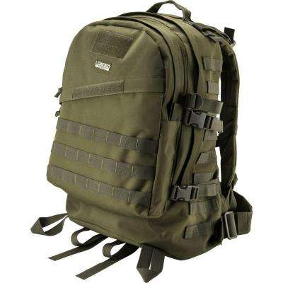 Loaded Gear GX-200 Tactical Backpack in Olive Drab Green