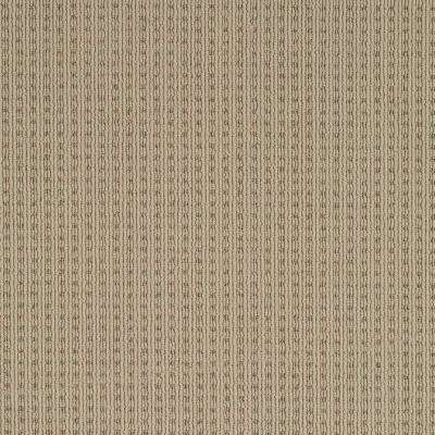 Carpet Sample - Breckenridge - Color Pottery Loop 8 in. x 8 in.