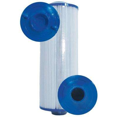CH Series 4-5/8 in. Dia x 11-7/8 in. 30 sq. ft. Replacement Filter Cartridge with Molded Cone Top Handle