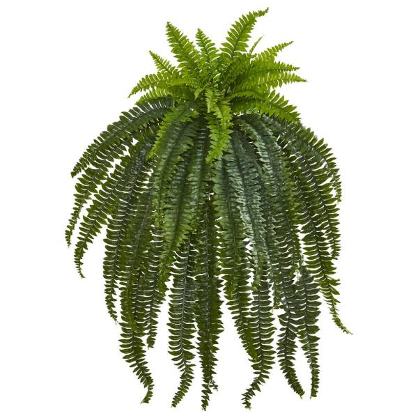 Nearly Natural Indoor 46 Boston Fern Artificial Plant 6219 S1