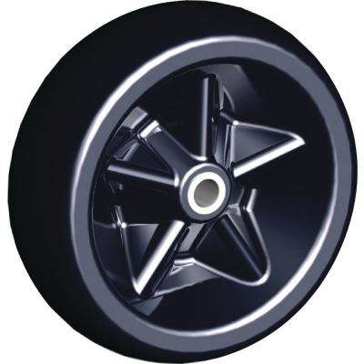 24 in. Rigid Dock Roller Wheel