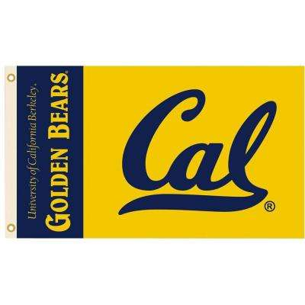 NCAA 3 ft. x 5 ft. Cal Berkeley Flag