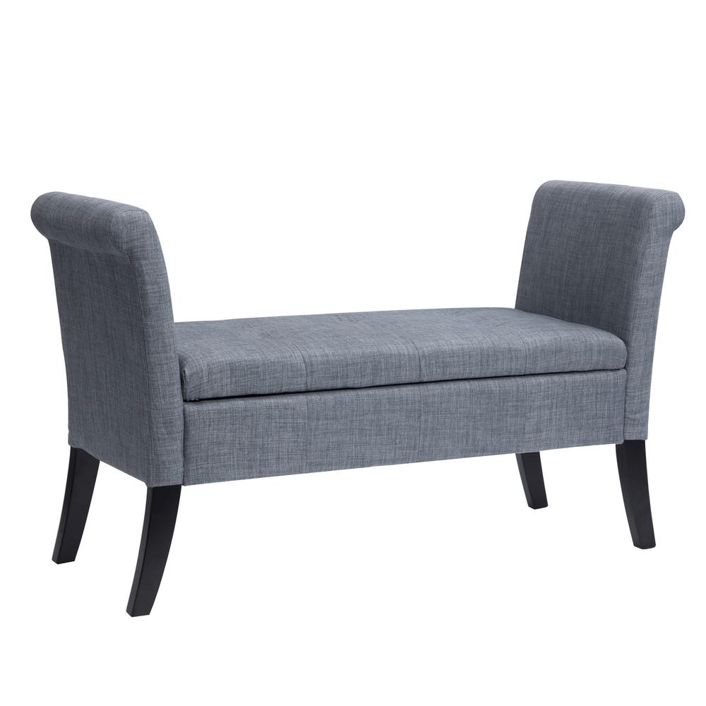 ip canada walmart black homefurnishings worldwide bench storage en fabric
