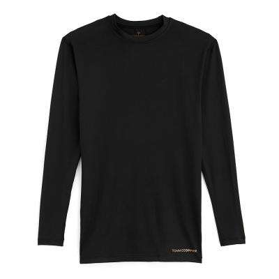 Medium Men's Recovery Long Sleeve Crew