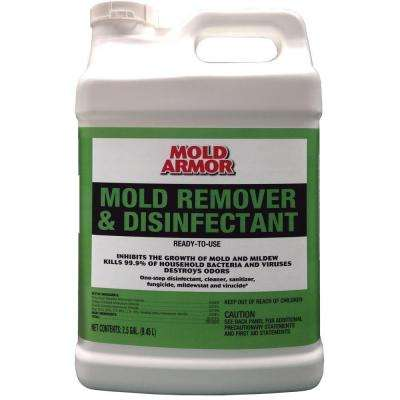 2.5 gal. Mold Remover and Disinfectant