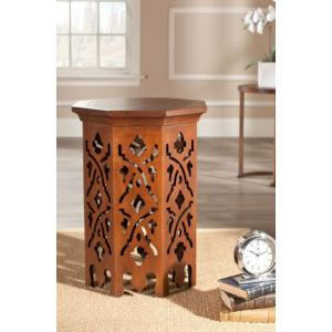 Safavieh Matthew Brown End Table by