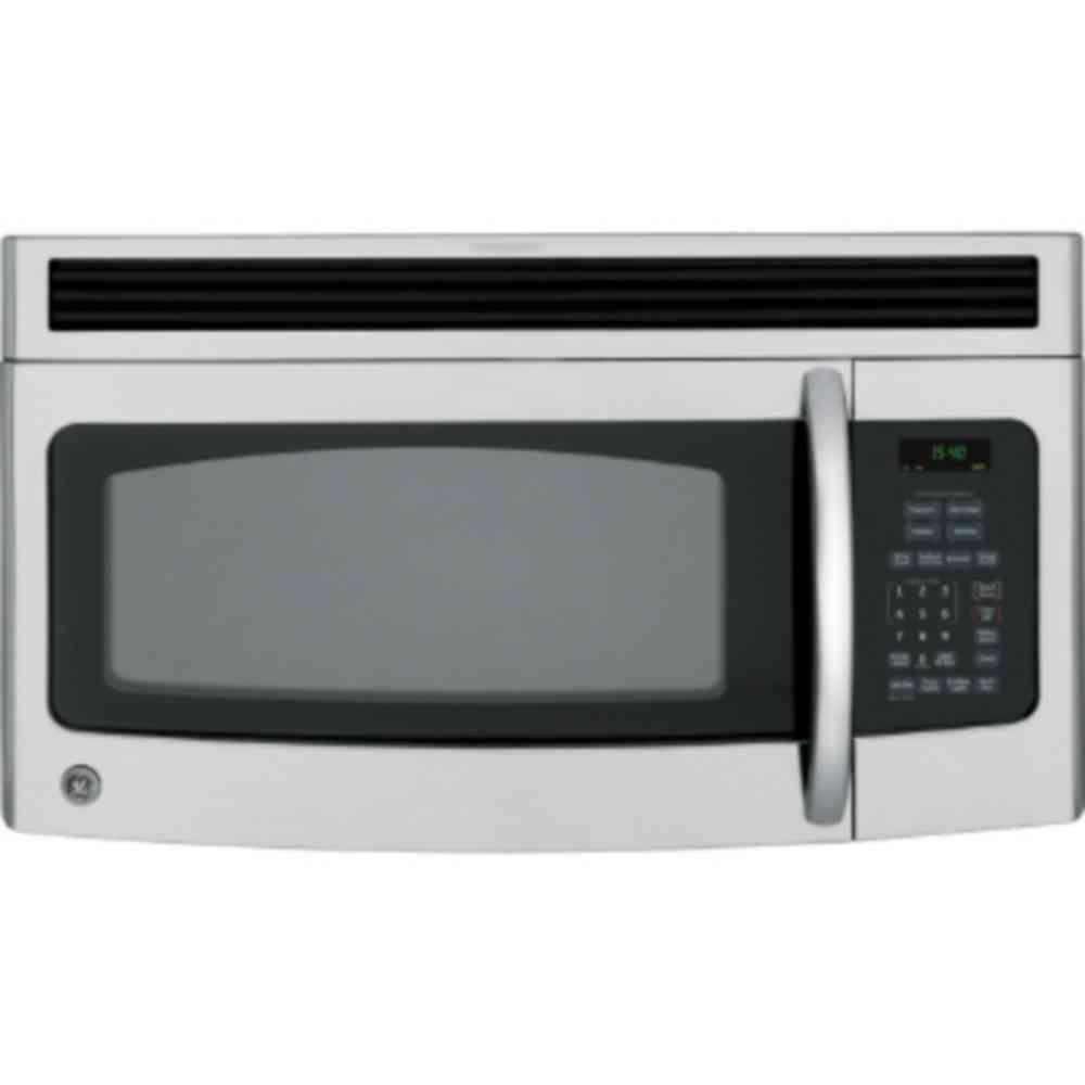 GE Spacemaker 1.5 cu. ft. Over the Range Microwave in Stainless Steel