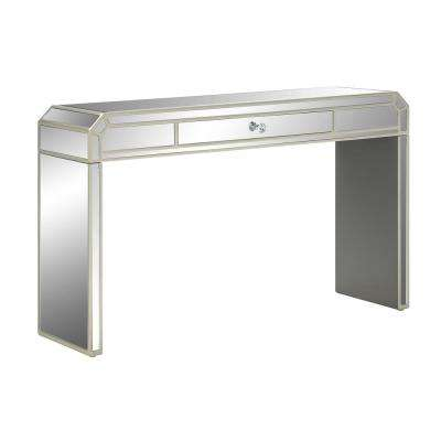 Reflections 1-Drawer Console Table