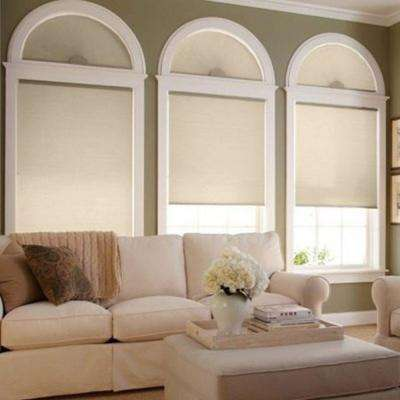 Room Darkening Arch Cellular Shade