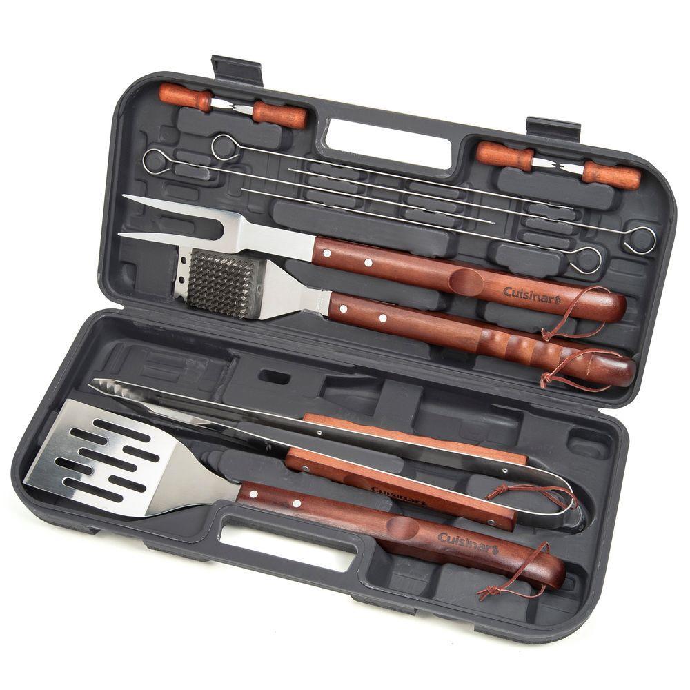 Cuisinart 13-Piece Wooden Handle Tool Set