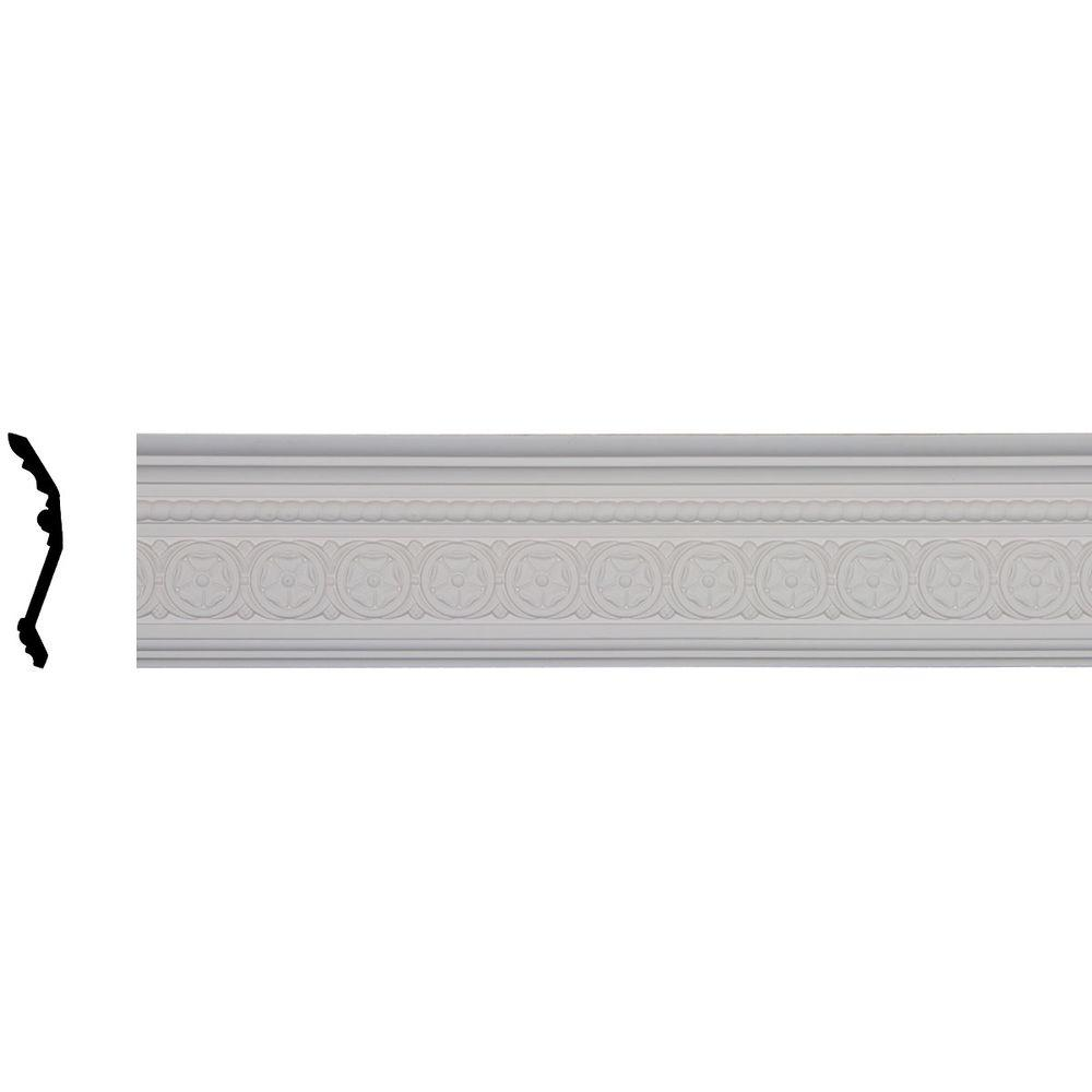 Ekena millwork 3 1 8 in x 5 3 4 in x 96 1 8 in for Millwork definition