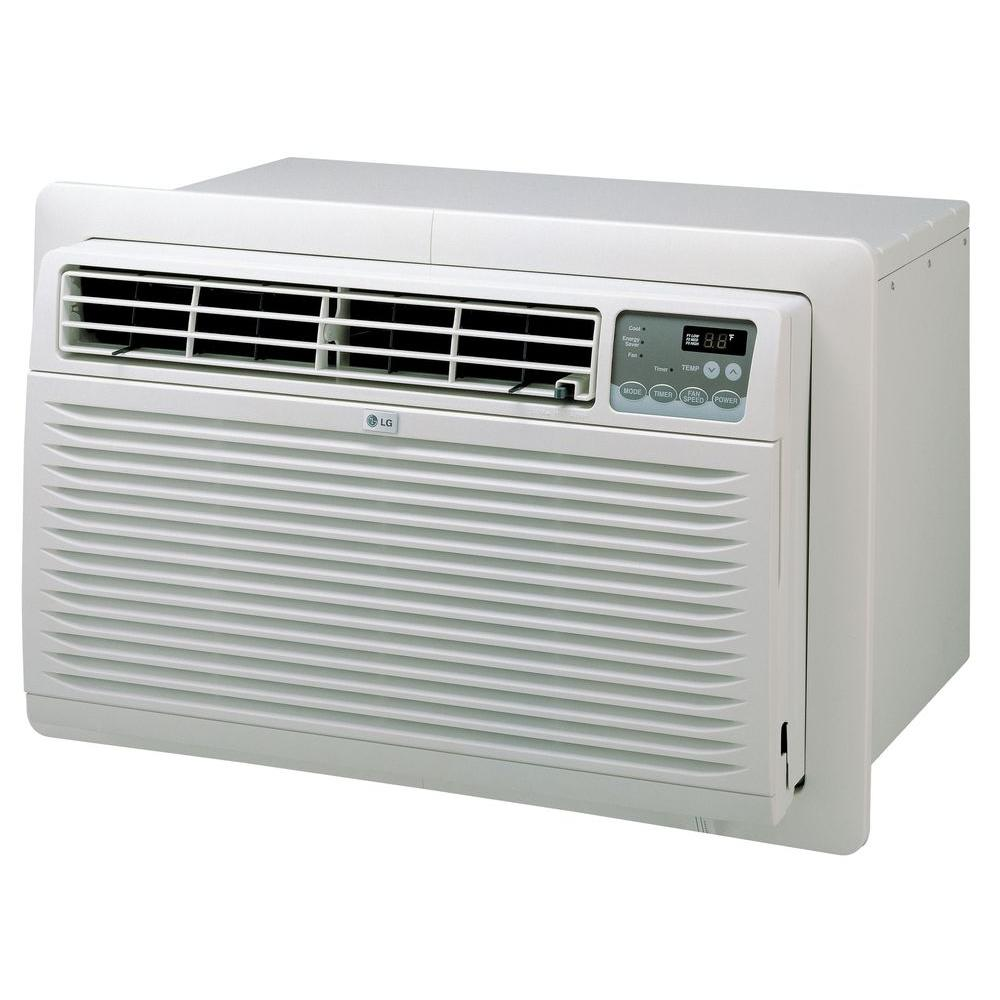 LG Electronics 11,500 BTU 230-Volt Through-the-Wall Air Conditioner with Remote