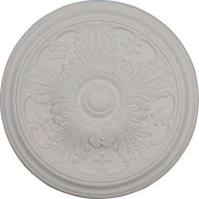 16-7/8 in. Vienna Ceiling Medallion