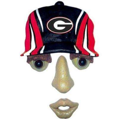 14 in. x 7 in. Forest Face University of Georgia