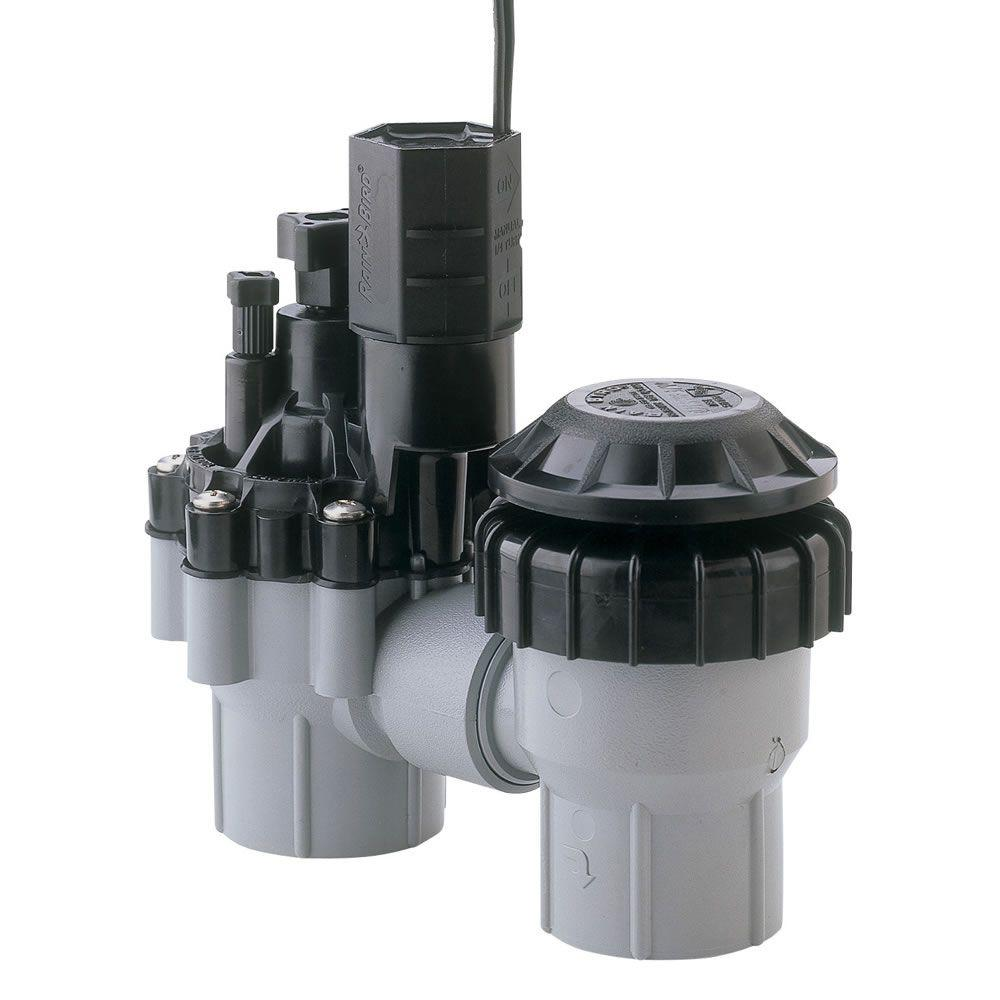Rain Bird 3/4 in. Anti-Siphon Irrigation Valve with Flow Control