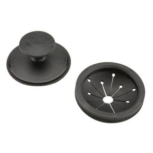 Waste King Garbage Disposal Plastic Drain Stopper and Splash Guard by Waste King